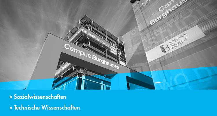 TH Rosenheim Campus Burghausen