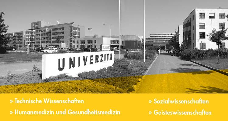 Westböhmische Universität in Pilsen