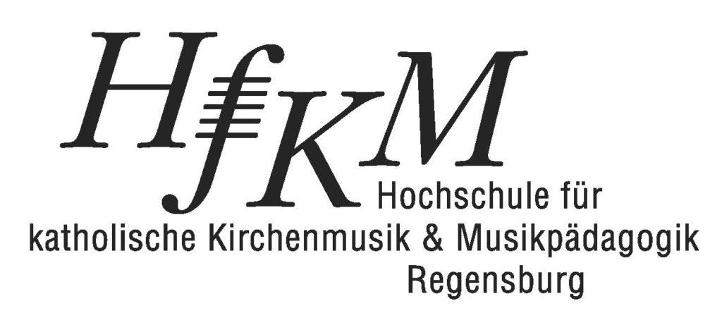 Logo HfKM Regensburg